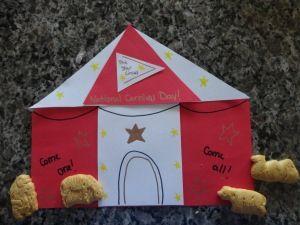 cute carnival craft