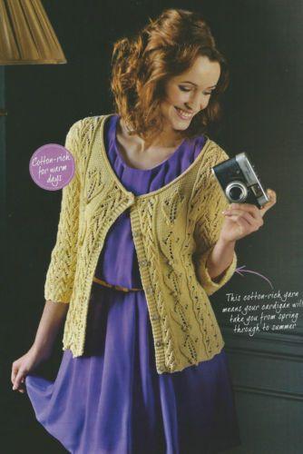 16 best Cotton cardigan patterns images on Pinterest | Cotton ...