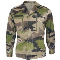 Original French Army CCE Camo Jacket