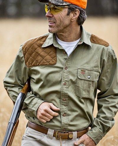 Men's Shooting Shirt | 1816 by Remington #1816 #remington ...