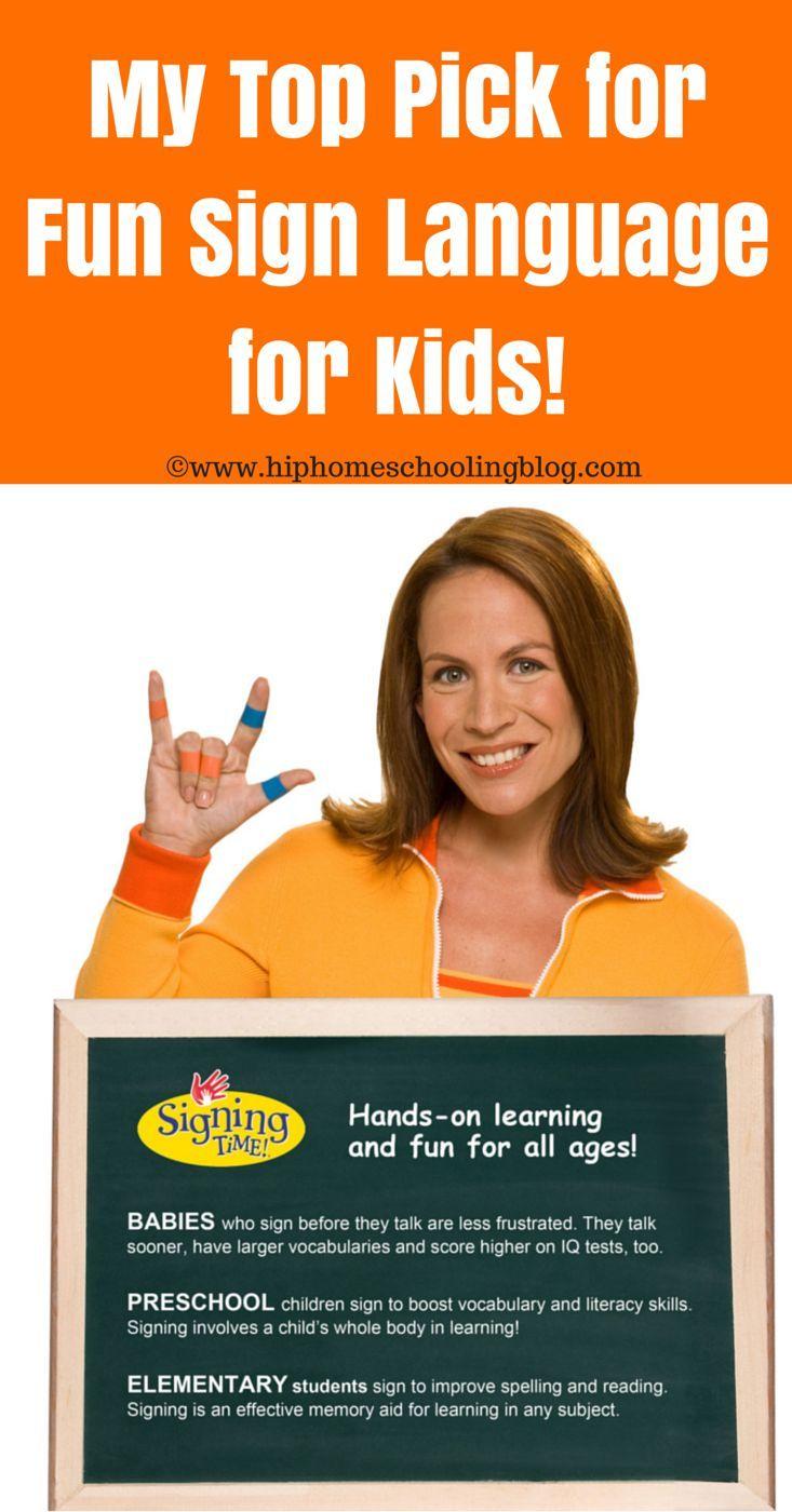 How I'm Learning Sign Language! - YouTube