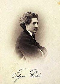 Edgar Collin - Collin var frimurer og udgav Fremragende danske Frimurere, i to bind, (1872 og 1875).