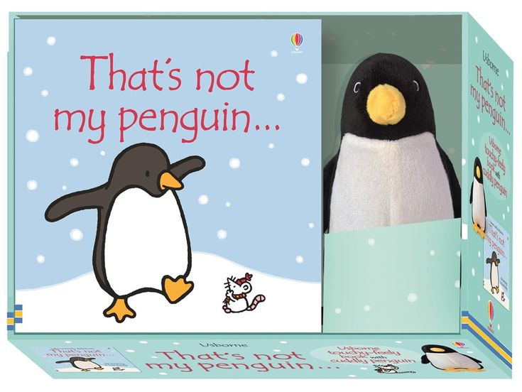"Find out more about ""That's not my penguin... book and toy"", write a review or buy online."