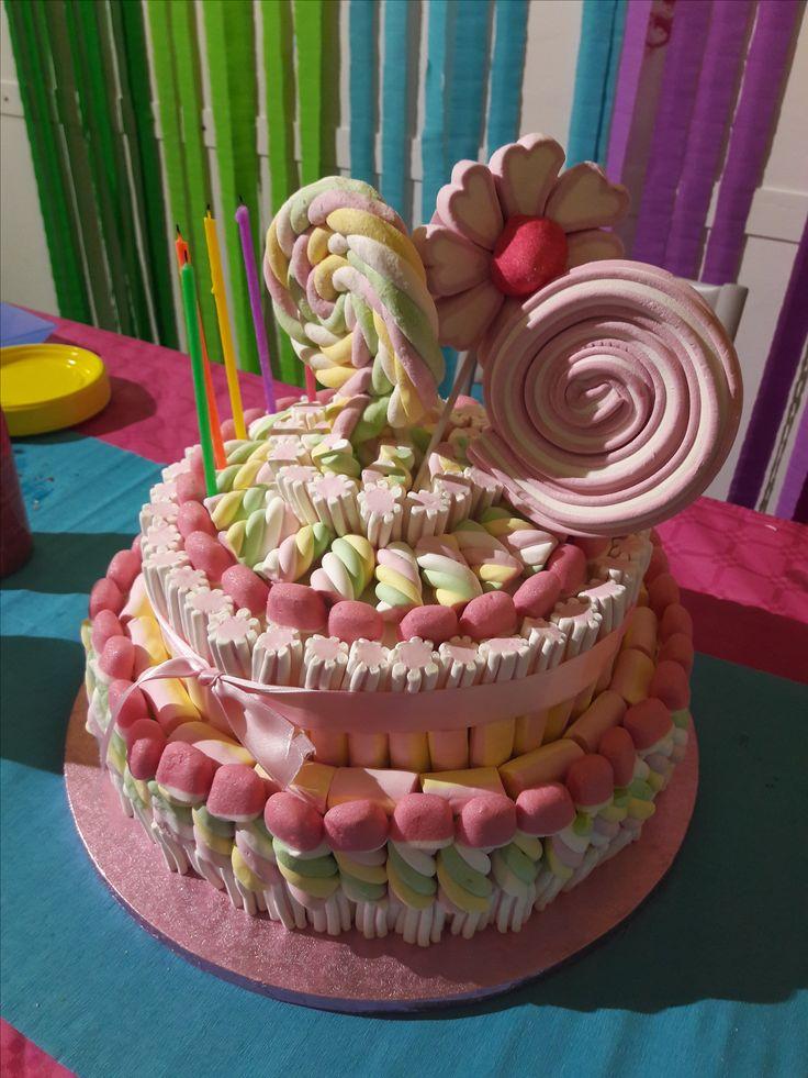 cake torta marshmallow