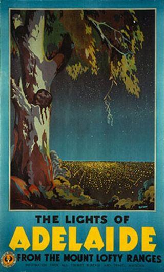 Vintage Australian Travel Posters