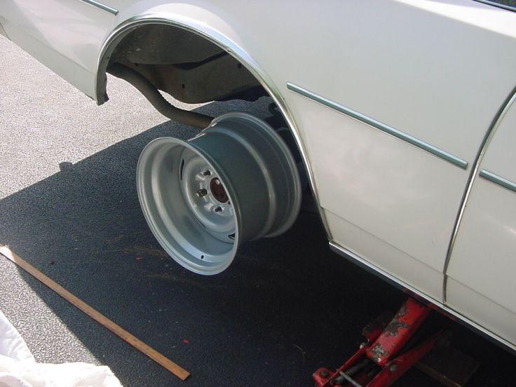 Suzuki Rodeo Rim Size