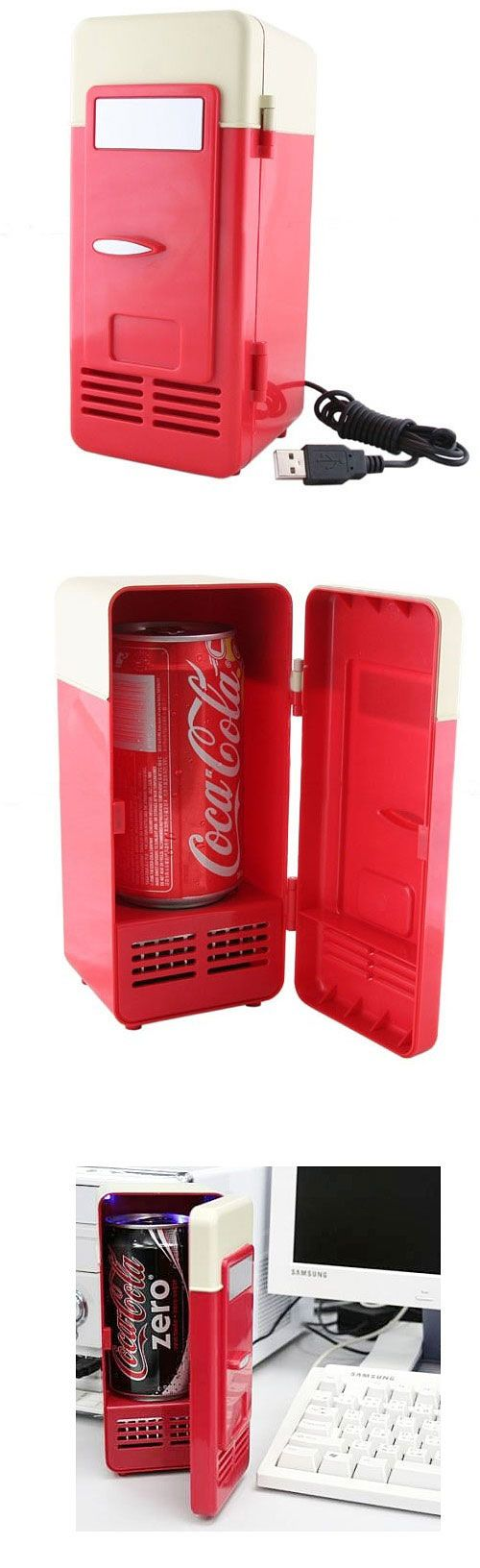USB Refrigerator...Shut up and take my money!
