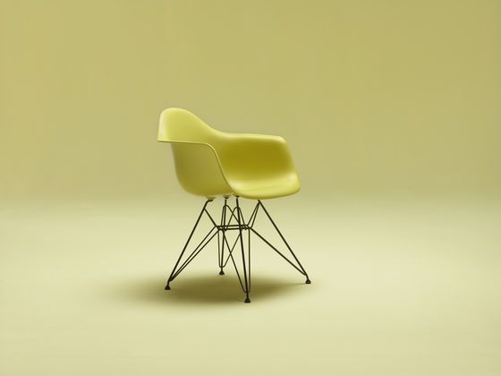 'Getting the most of the best to the greatest number of people for the least': with these words, Charles and Ray Eames described one of their main goals as furniture designers. None of their other designs come as close to achieving this ideal as the Plastic Chairs.