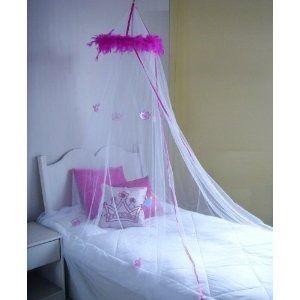 M s de 25 ideas incre bles sobre dosel de tul en pinterest - Dosel cama nina ...