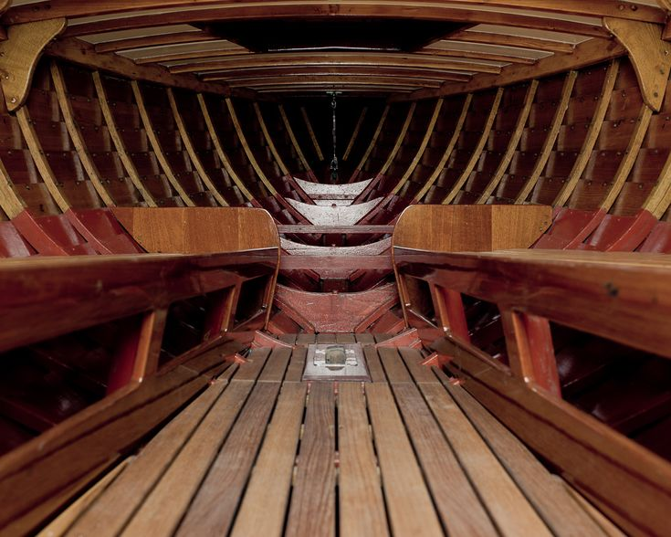 Inside | The Nordic Folkboat | Wooden boat building ...