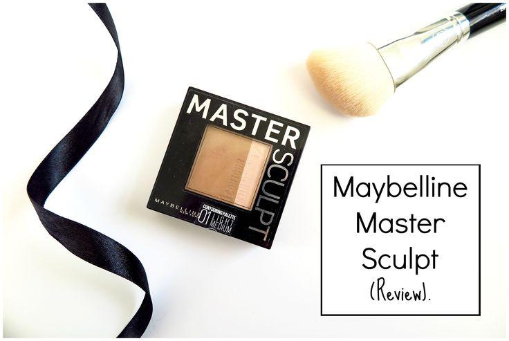 Maybelline - Master Sculpt 01 Light Medium. - Beauty-Blush