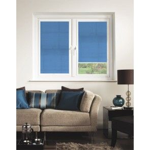 Crush SPC Sapphire Perfect Fit Pleated Blind