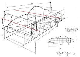 perspective ellipse drawing
