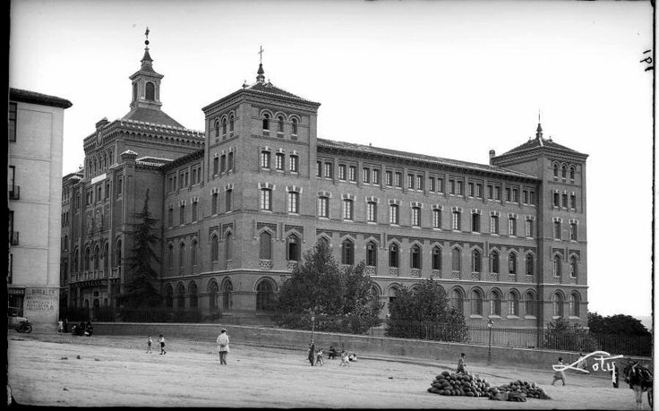 Seminario de las Vistillas 1930 Más