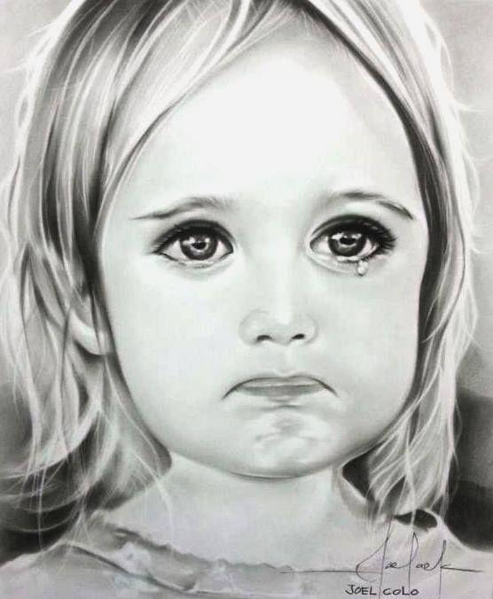 Joel colo en art dreamers my old drawing what do you think · pencil portraitart