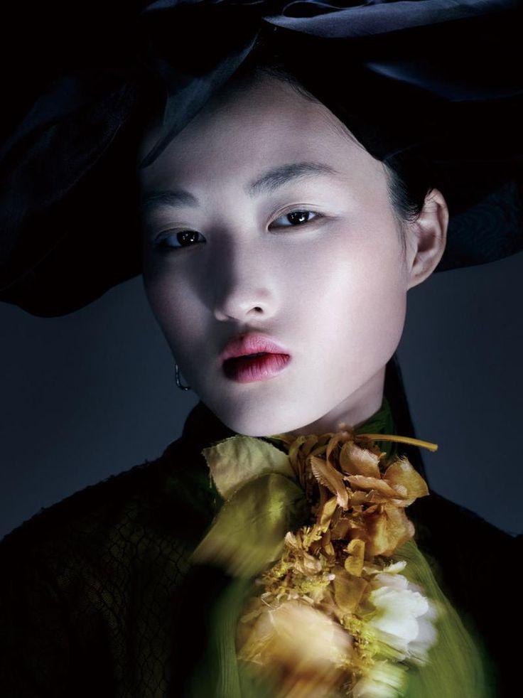 Vogue China - Vogue China Dec 2015
