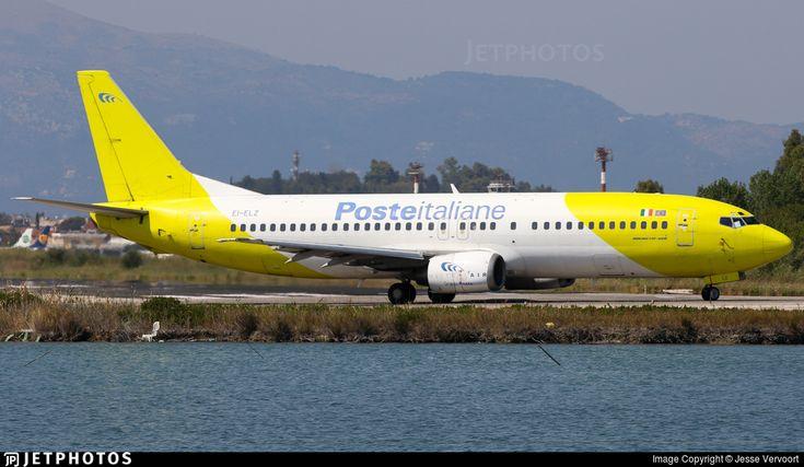 Photo of EI-ELZ - Boeing 737-4Q8 - Mistral Air