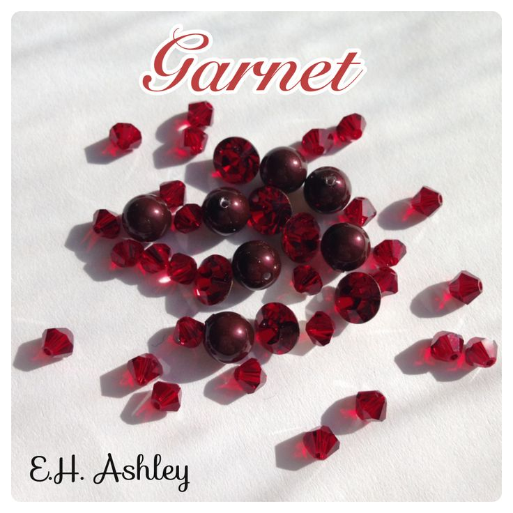 Pictures of Garnet Birthstone Meaning - #rock-cafe