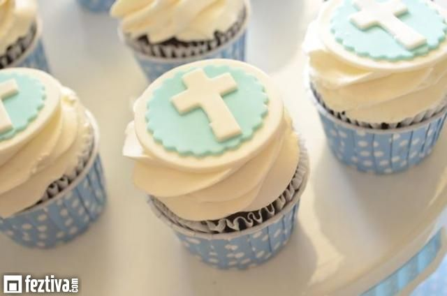 Cupcakes con Fondant, desde Feztiva.com