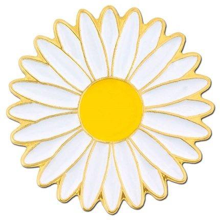 Daisy Flower Lapel Pin | Hobbies and Interests Pins | PinMart | PinMart