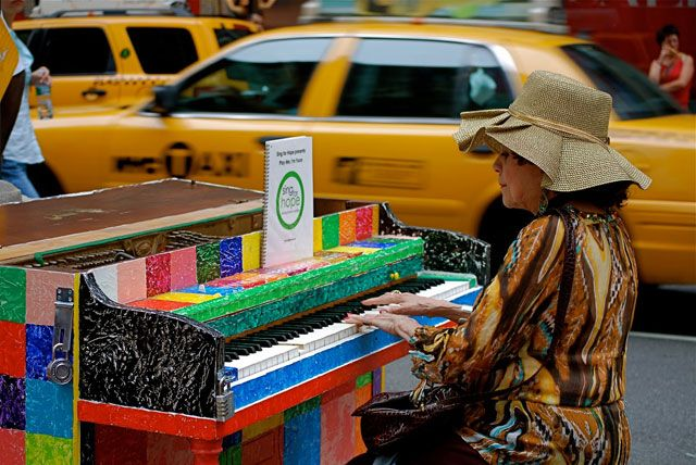 Local Urban Culture Goes Global