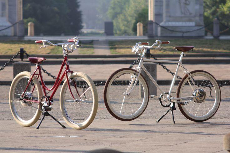 """Barse """"La Nanà"""" e """"Il Gagà"""", Zehus Bike+ All In One, Gates Carbon Drive"""
