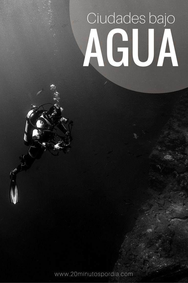 Ciudades bajo el agua. Egipto, Perú y Argentina. Para aprender