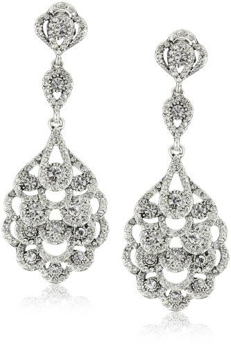 Nina 'Eiffel' Antique Silver Crystal Statement Drop Earrings Nina,http://www.amazon.com/dp/B005OSN7B2/ref=cm_sw_r_pi_dp_1symtb0GQNPC7KQB