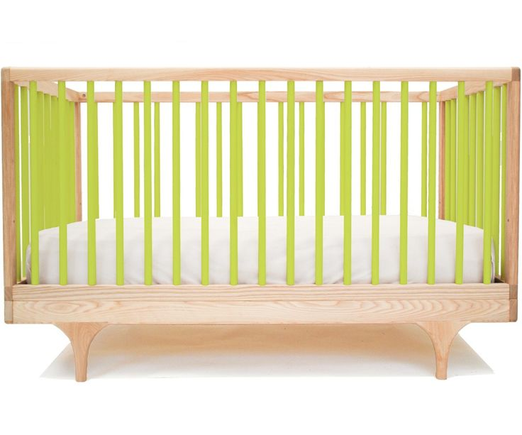 Domestically made mod crib