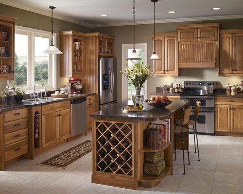 Medallion Cabinetry   Silverline Winston Kitchen Design