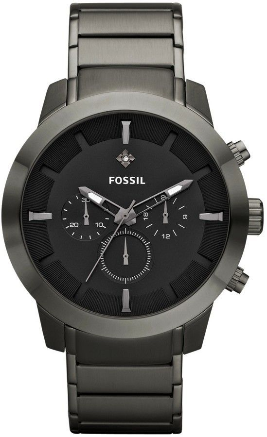 FS4680 - Authorized Fossil watch dealer - MENS Fossil DRESS, Fossil watch, Fossil watches - mens gold and black watches, mens watches gold, mens watches buy