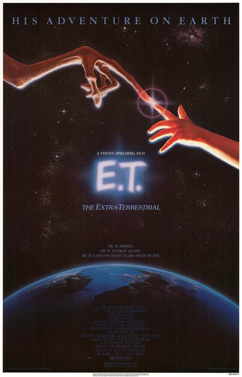 'E.T.: The Extra-Terrestrial' (1982)