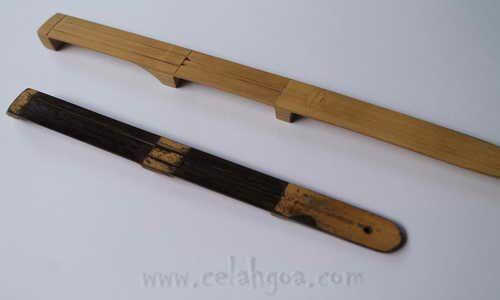 Alat Musik Klasik dari Bambu Khas Sunda
