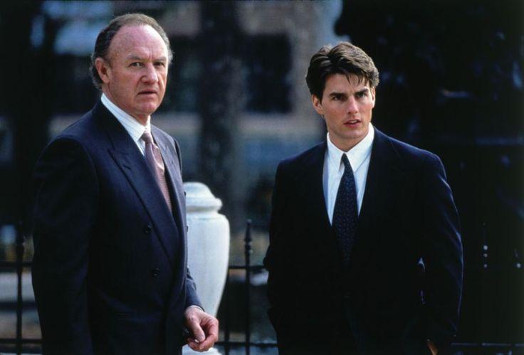 Il socio Cast: Tom Cruise,  Gene Hackman https://ilcinefiloinsonne.wordpress.com/page/238/?app-download=nokia