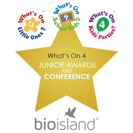 What's On 4 Little Ones - What's On 4 Junior Awards & Conference