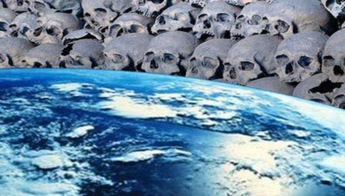 Σύμβουλος του Ομπάμα υποστηρίζει την θανάτωση 5 δισ. ανθρώπων για να… επιβιώσει ο πλανήτης!(ΒΙΝΤΕΟ)