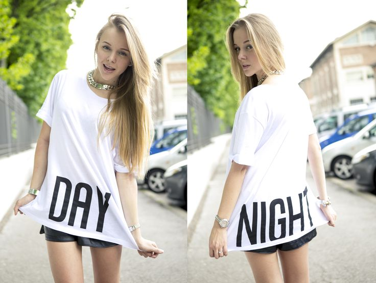 DAY AND NIGHT   TheCabLook Darya Kamalova fashion outfit style asos
