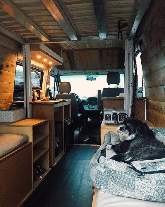 Cool 22 Picture Living In A Van https://www.camperism.co/2018/01/26/22-picture-living-van/ Van life looks so romantic. Van life isn't always glamorous. From the outside, van life might seem to be a sort of homelessness because it doesn't adhere to the standard norm of living within four walls