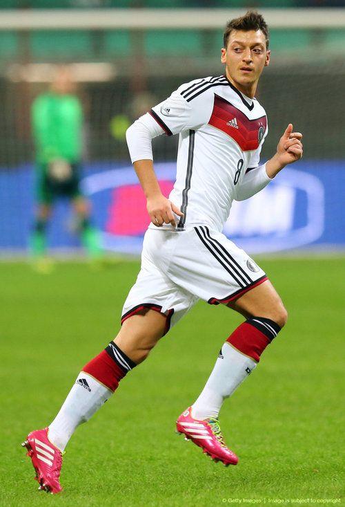Mesut | Former Real Madrid- Present Arsenal