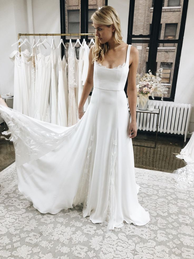 Sienne by Alexandra Grecco | Cloud Nine Collection | The Sienne Gown might just …