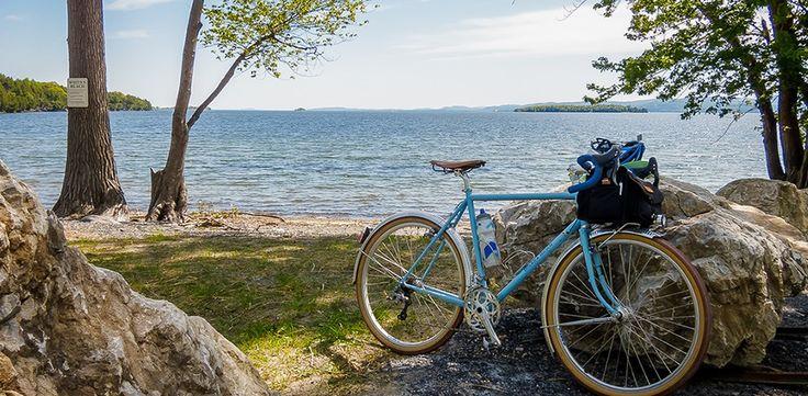 top bike tours in america #USA