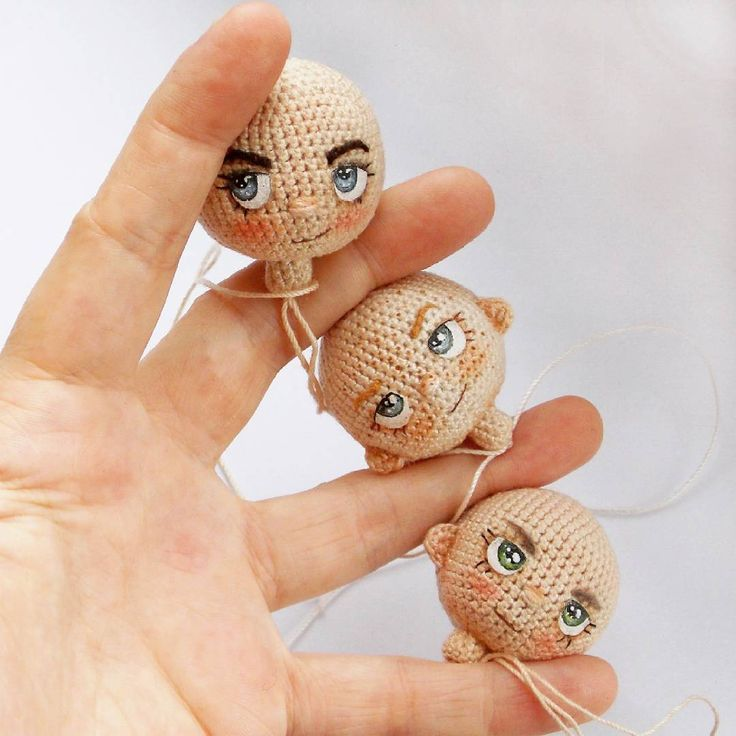 Amigurumi Doll Eyes : Best crochet doll eyes mouth nose images on