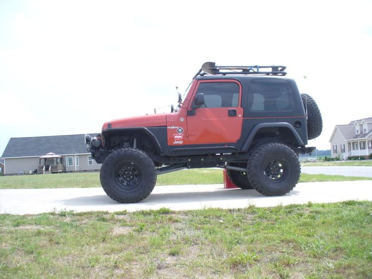 Who has the best Jeep TJ ??? show em' off!! - Page 21 - JeepForum.com