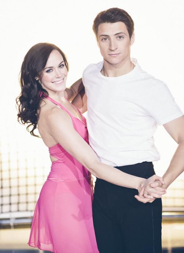 Tessa and Scott, the royal couple of Canada