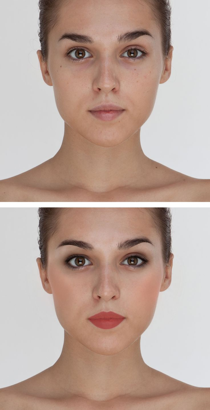 Photo retouch Before-After