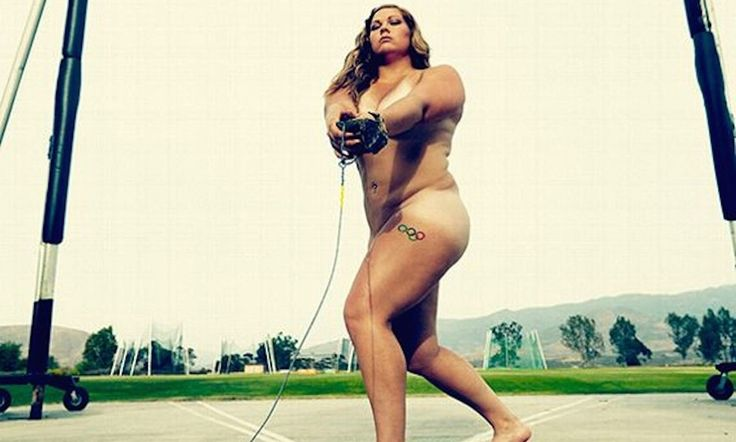3 Olympians On Body Image From ESPN's Body Issue
