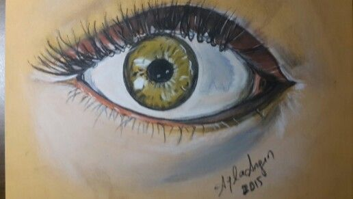 Soft pastel artist Ayla Angin