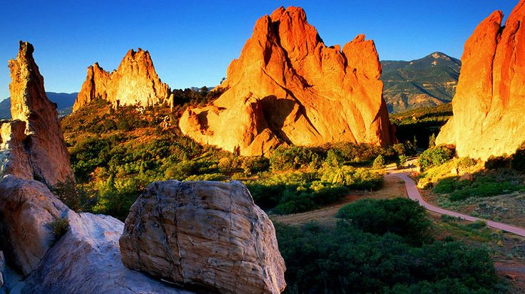 28 Best Images About Colorado Springs On Pinterest Gardens Restaurant And National Forest