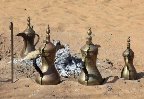 Рецепты кофе. Кофе по-бедуински