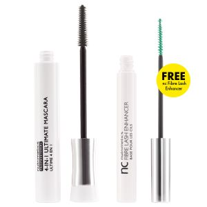 Professional 4-in-1 Ultimate Mascara Set 10ml + 7ml